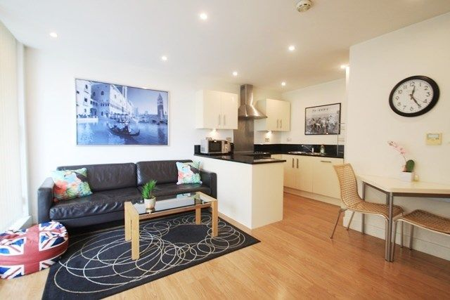 Thumbnail Flat to rent in The Galley, Basin Approach, Royal Docks, London