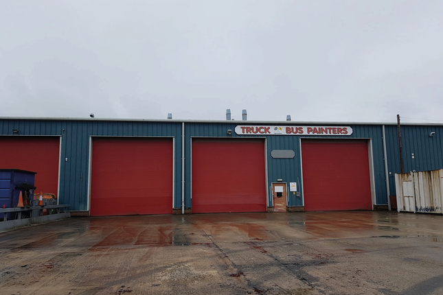 Thumbnail Light industrial to let in Mccafferty Way, Dalgrain Industrial Estate, Grangemouth