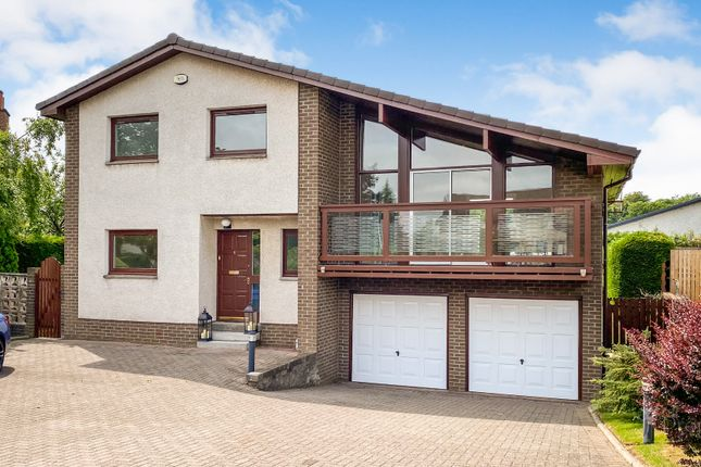 Thumbnail Detached house for sale in Muirfield Meadows, Bothwell