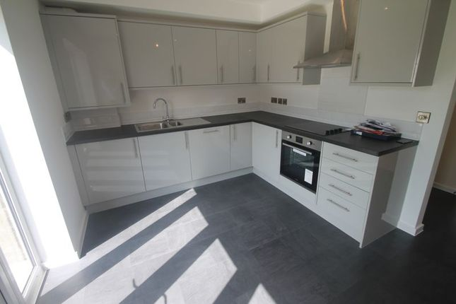 Thumbnail Terraced house for sale in Foxcroft, Thorney Lane North