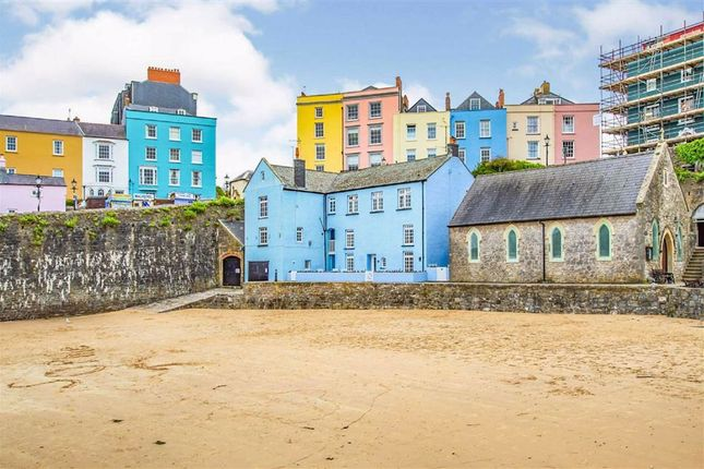 Thumbnail Flat for sale in Seamens Rooms, Penniless Cove Hill, Tenby
