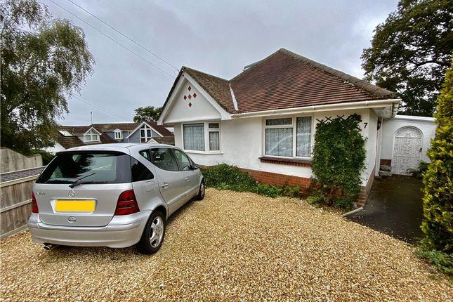 Thumbnail Bungalow for sale in Lilliput, Poole, Dorset