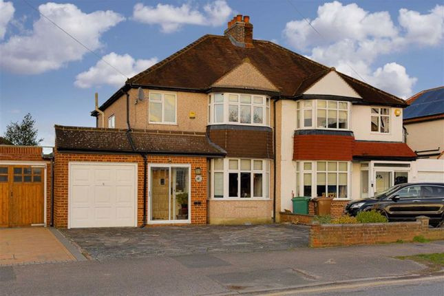 Semi-detached house for sale in Sparrow Farm Road, Epsom, Surrey