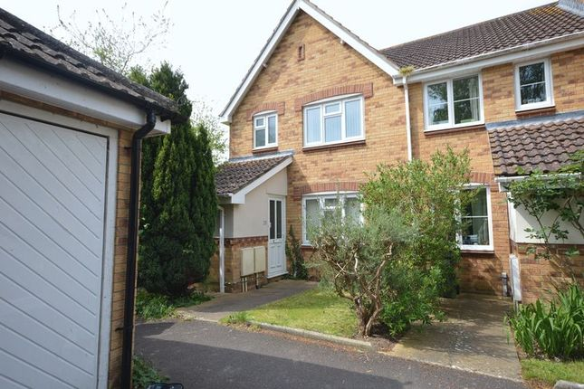 Thumbnail End terrace house to rent in Hills Orchard, Martock