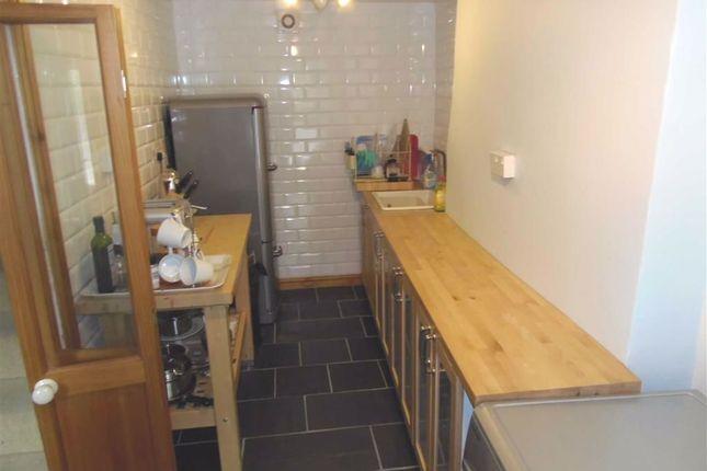 Kitchen of Brynhyfryd, Ponterwyd, Nr Aberystwyth, Ceredigion SY23