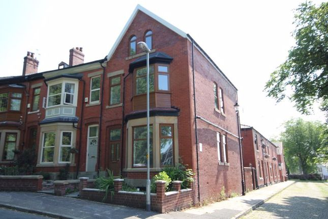 Thumbnail Terraced house to rent in Sheriff Street, Falinge, Rochdale
