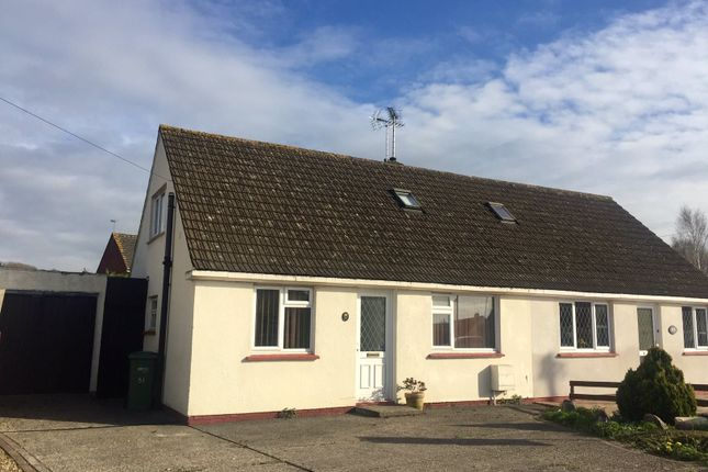 Thumbnail Semi-detached bungalow for sale in Ryelands Road, Stonehouse