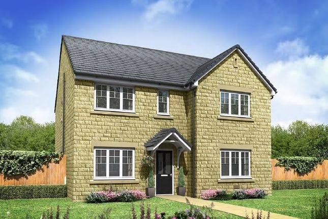"Thumbnail Detached house for sale in ""The Marylebone"" at Church Hill Terrace, Church Hill, Sherburn In Elmet, Leeds"