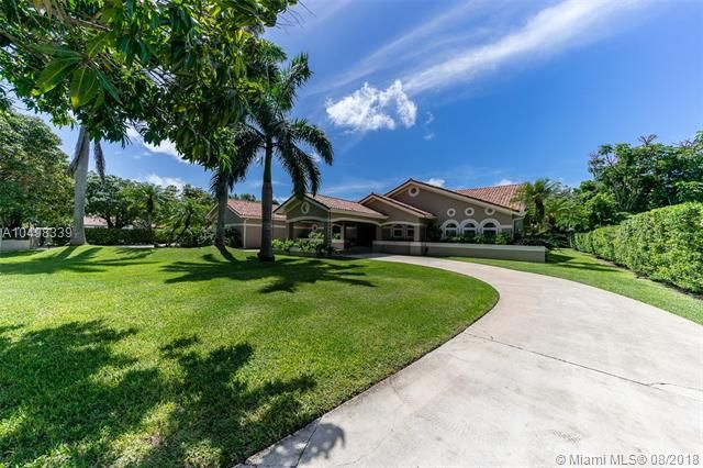 Thumbnail Property for sale in 8200 Sw 156 St, Palmetto Bay, Florida, United States Of America