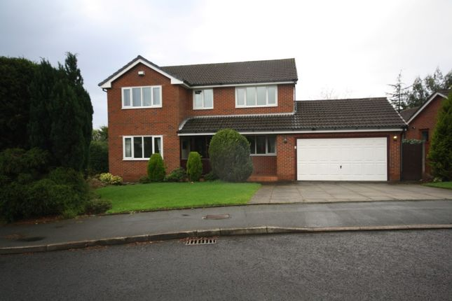 Thumbnail Detached house to rent in Brinksway, Lostock