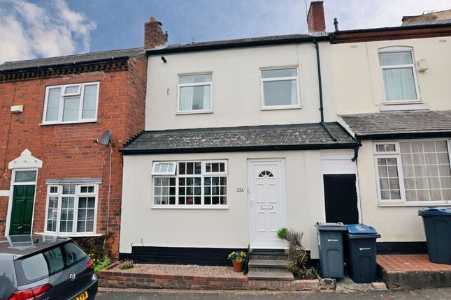 4 bed terraced house for sale in High Street, Quinton, Birmingham B32