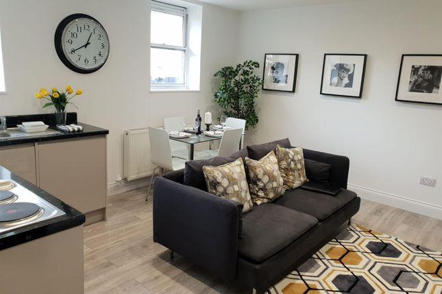 Lounge Area of St. Nicholas Close, King's Lynn PE30