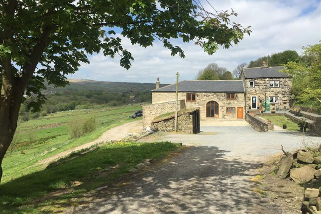 Thumbnail Semi-detached house to rent in Edge End Barn, Straight Lane, Halifax