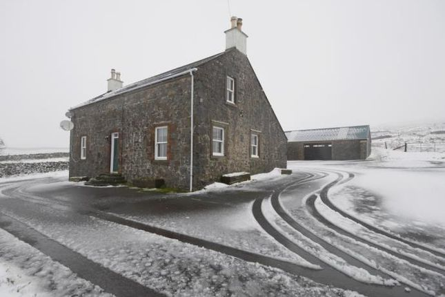 Thumbnail Detached house to rent in Shillingland, Loch Urr, Moniaive, Thornhill