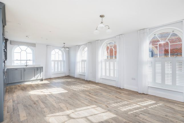 2 bed flat for sale in Hamslade Street, Poundbury, Dorchester DT1