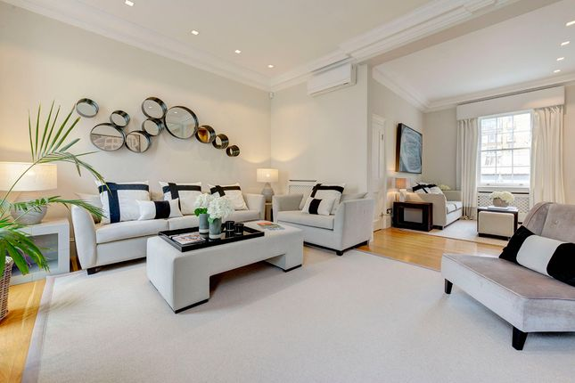 Thumbnail Terraced house to rent in Chester Row, Belgravia