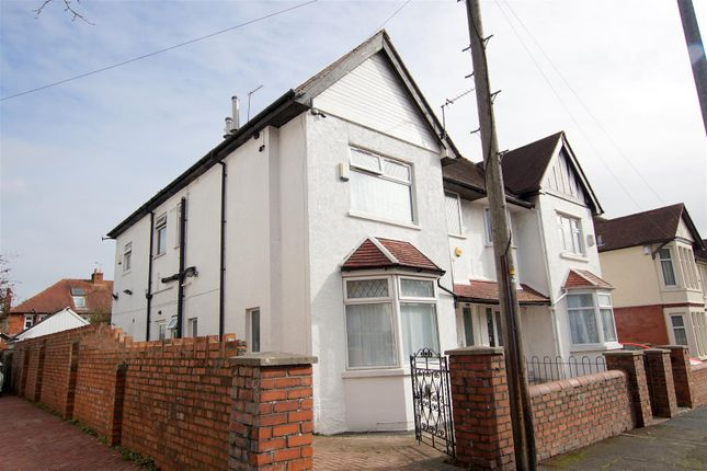 Thumbnail Semi-detached house for sale in Waterloo Road, Penylan, Cardiff