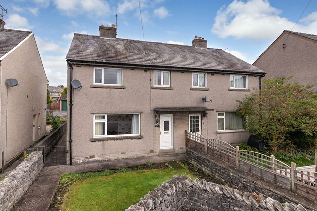 Thumbnail Semi-detached house for sale in Mill Close, Settle