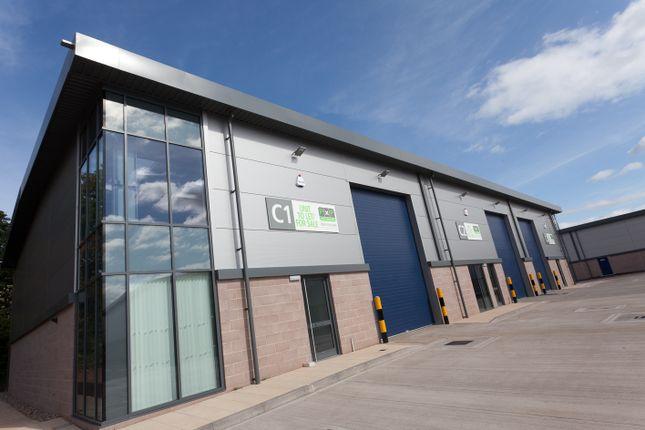 Industrial to let in Bromsgrove Enterprise Park, Aston Road, Bromsgrove, Worcestershire