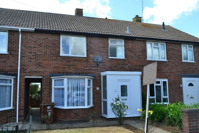 Thumbnail Terraced house to rent in Crabtree Road, Rainham