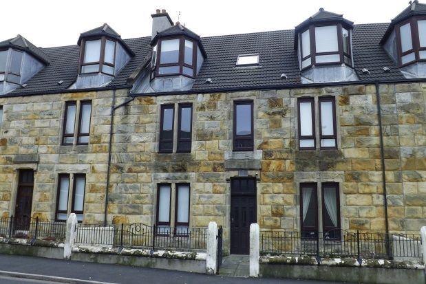Thumbnail Flat to rent in Raise Street, Saltcoats