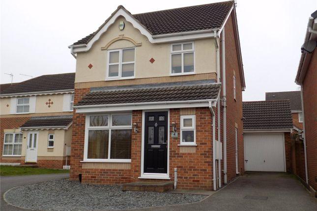 Thumbnail Detached house for sale in Kirkstone Avenue, Heanor, Derbyshire