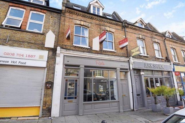 Thumbnail Flat for sale in Roehampton High Street, London