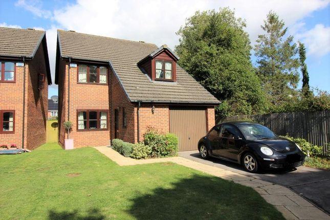 Thumbnail Detached house for sale in Dunstall Close, Tilehurst, Reading