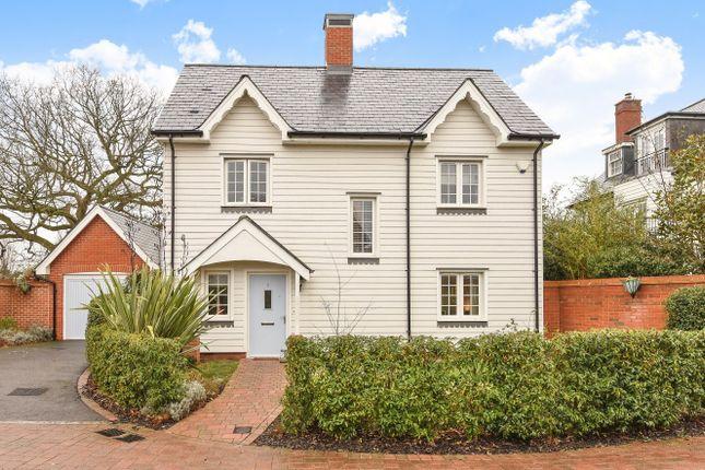 Thumbnail Detached house for sale in Churchill Way, Broadbridge Heath