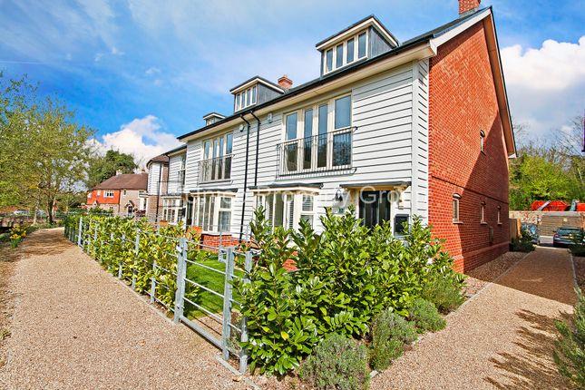 Thumbnail End terrace house for sale in Darenth Mill Lane, Dartford