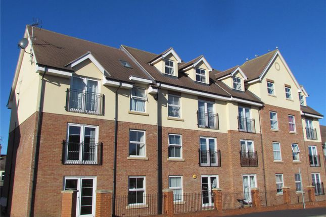 Thumbnail Flat to rent in The Old School Apartments, 56 Main Road, Harwich, Essex