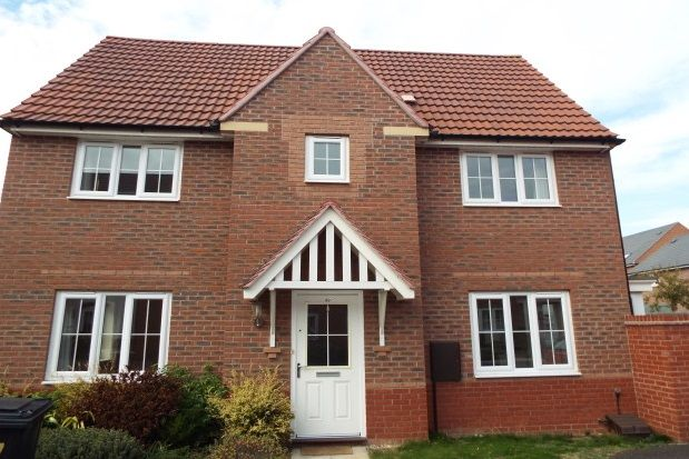 Thumbnail Property to rent in Tacitus Way, North Hykeham, Lincoln
