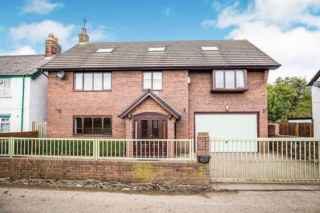 Thumbnail Detached house for sale in Green Lane, Ewloe Green, Deeside
