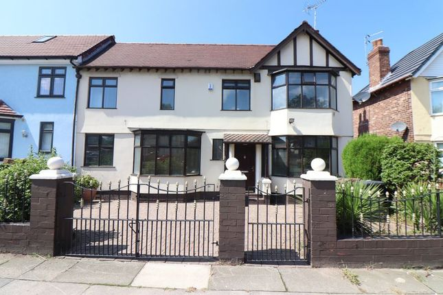 Thumbnail Semi-detached house for sale in Southport Road, Bootle