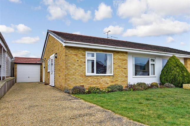 2 bed semi-detached bungalow for sale in Gresham Road, Coxheath, Maidstone, Kent ME17