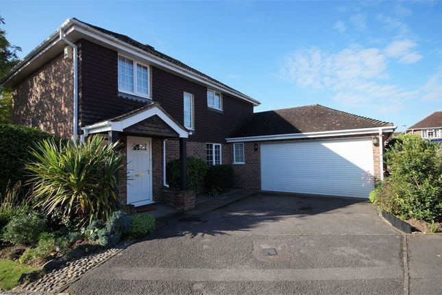 Thumbnail Detached house for sale in Hambledon Close, Lower Earley, Reading, Berkshire
