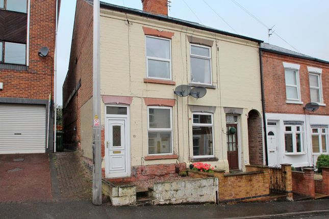 2 bed terraced house for sale in Chesterfield Street, Carlton, Nottingham