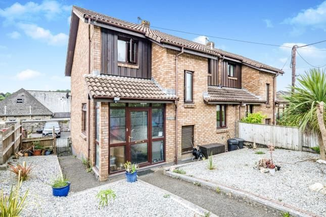Thumbnail Semi-detached house for sale in Bodmin, Cornwall, England