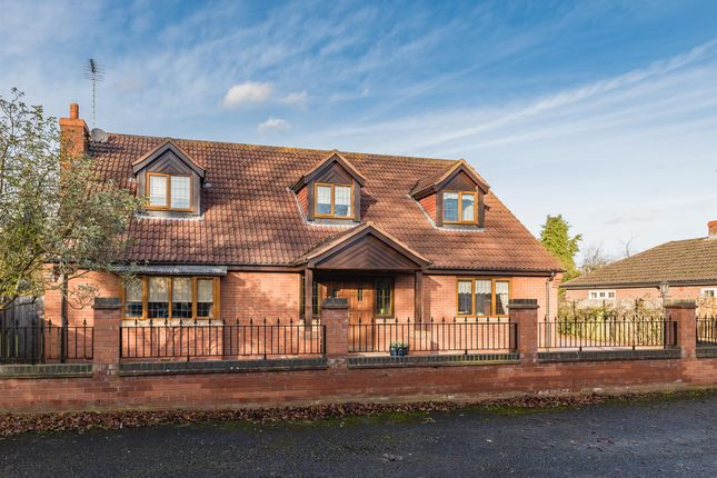 Thumbnail Detached house for sale in Orchard Close, Off Westwood Park Road, Peterborough