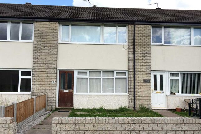 Thumbnail Terraced house to rent in Bradbury Road, Winsford