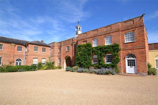 Thumbnail Maisonette for sale in Swallowfield Park, Swallowfield, Reading, Berkshire