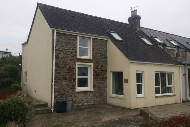 Thumbnail Semi-detached house to rent in Guildford Row, Llangwm, Haverfordwest