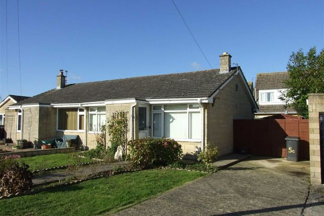 Thumbnail Semi-detached bungalow for sale in Savernake Avenue, Melksham