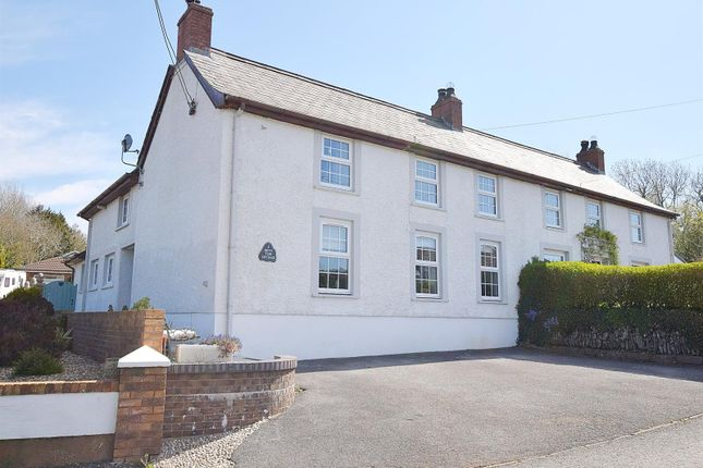 Thumbnail Semi-detached house for sale in New Mill Road, Cardigan