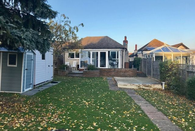 Thumbnail Detached bungalow for sale in Fairlawn Grove, Banstead