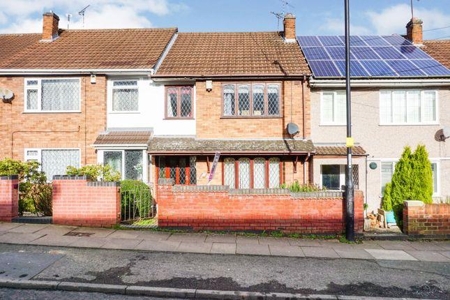 Front of Rotherham Road, Holbrooks, Coventry CV6