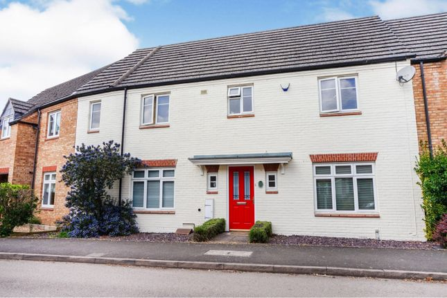 Thumbnail Terraced house for sale in St. Margarets Avenue, Coventry