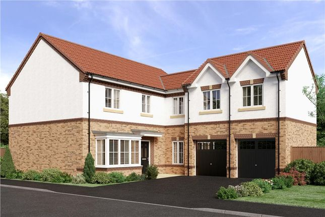 "Thumbnail Detached house for sale in ""Shakespeare"" at Joe Lane, Catterall, Preston"