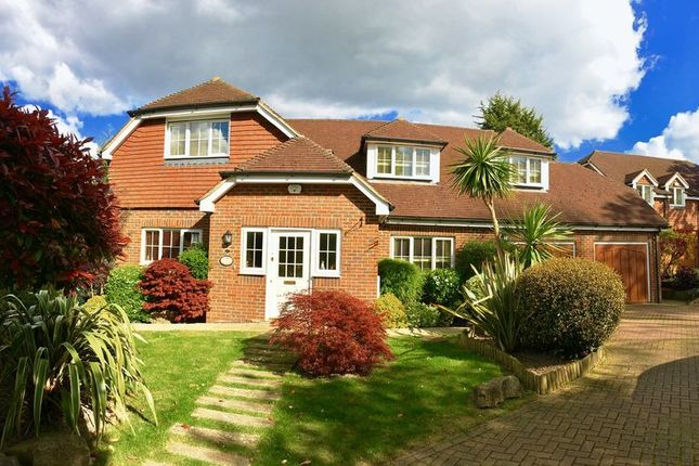 Thumbnail Detached house for sale in The Coppice, Bexley