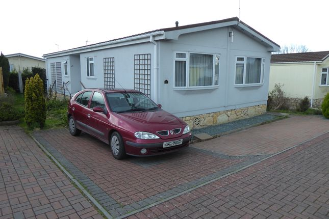 Thumbnail Mobile/park home for sale in Woodlands Park, Quedgeley, Gloucester, 4Pt